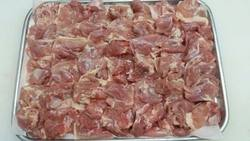 Chicken leg: pieces 60 g