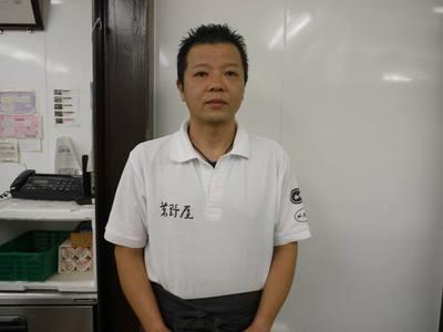 Wholesale division Shinsuke Otsuka
